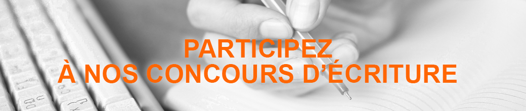 BAN concours ecriture